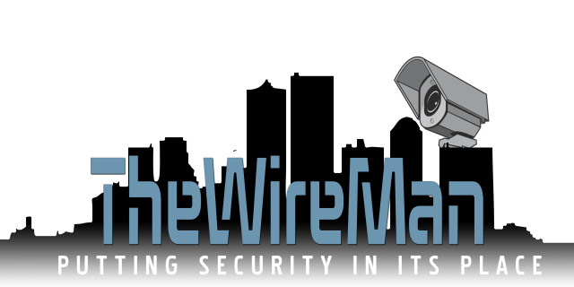 The Wire Man Logo